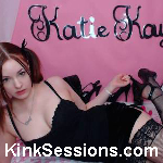 Kink webcam sessions with Katie
